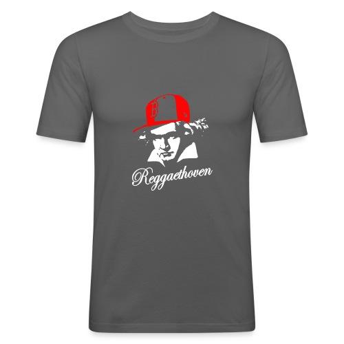Reggaethoven - Camiseta ajustada hombre