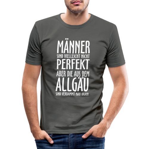 Männer aus dem Allgäu - Männer Slim Fit T-Shirt
