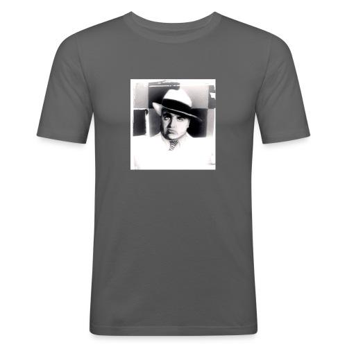 Brain Power - Männer Slim Fit T-Shirt