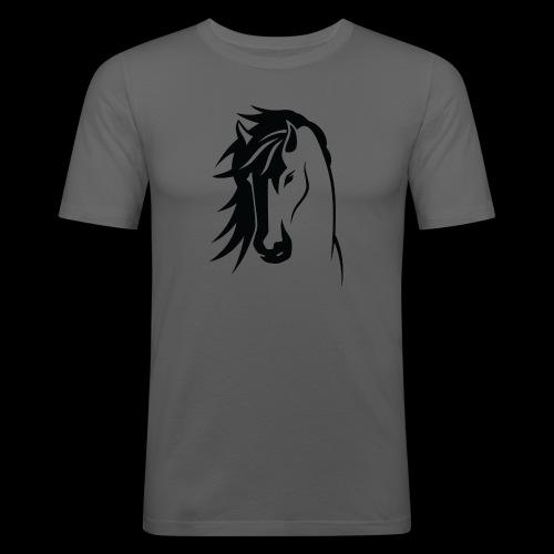 Stallion - Men's Slim Fit T-Shirt