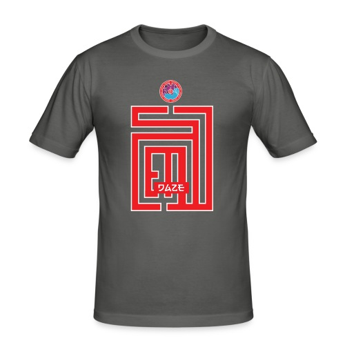 Red Rise II - T-shirt près du corps Homme