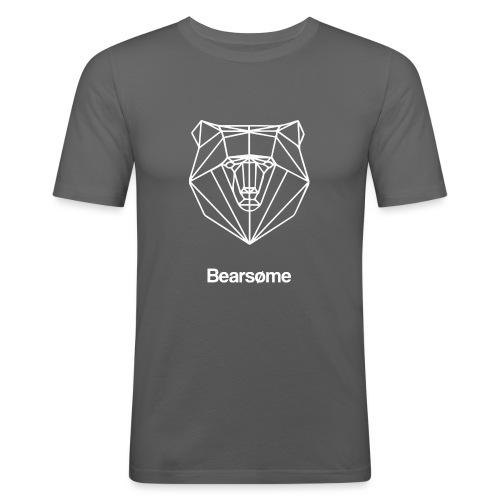 Bearsøme Crewneck - Mannen slim fit T-shirt