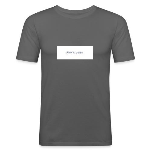 Smith & Mason The Classic - Men's Slim Fit T-Shirt