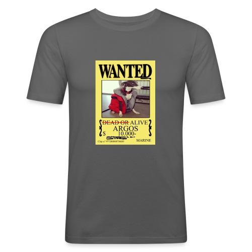 #dóndeestáargos ARGOS ver.wanted - Camiseta ajustada hombre