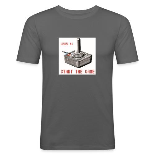 LEVEL 01 - T-shirt près du corps Homme