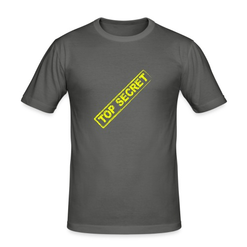 Top Secret - Camiseta ajustada hombre