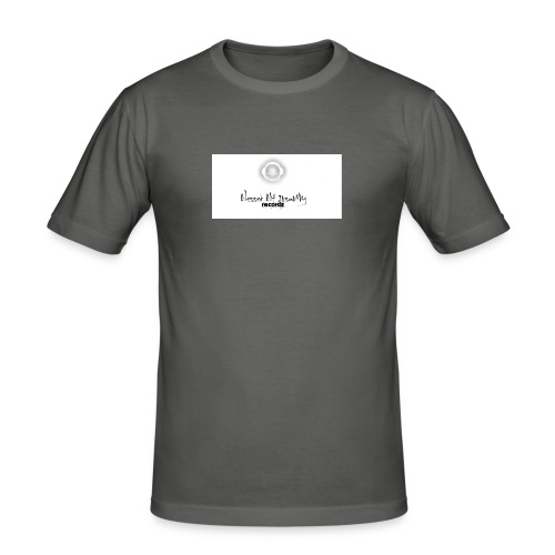 Blessed by Insanity - Mannen slim fit T-shirt
