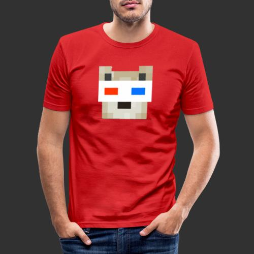 JRG logo Merch. - Mannen slim fit T-shirt