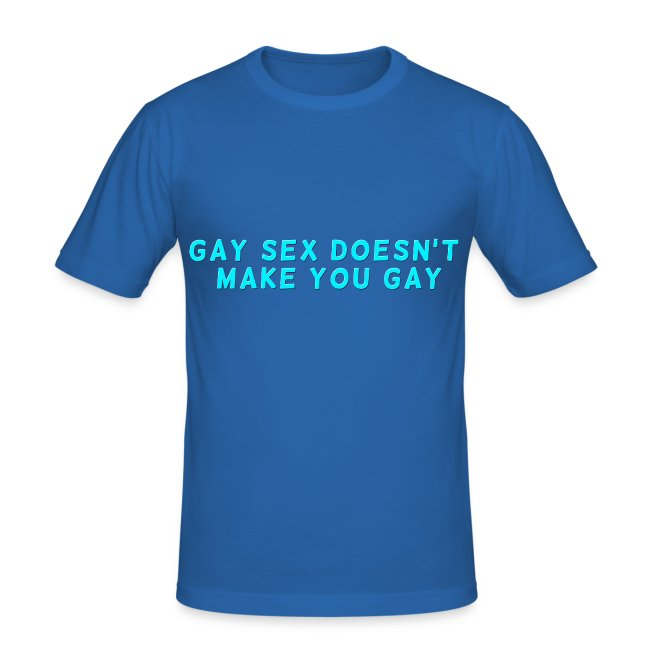 gay sex doesnt make you gay blue