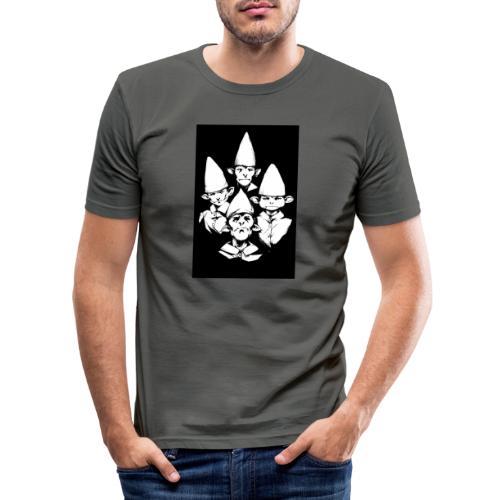 Lutins - T-shirt près du corps Homme