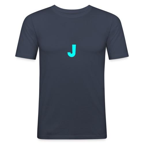 Jeffke Man T- Shirt - Mannen slim fit T-shirt