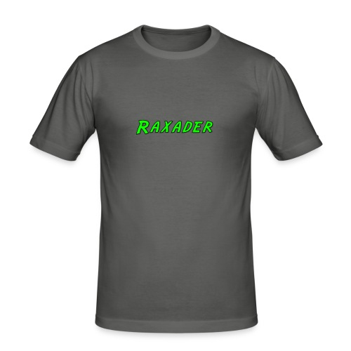 Raxader Original - Men's Slim Fit T-Shirt