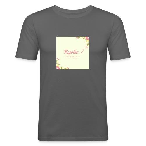 Primptemps - T-shirt près du corps Homme