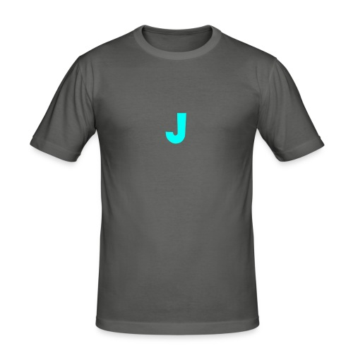 Jeffke Man Hoodie - Mannen slim fit T-shirt
