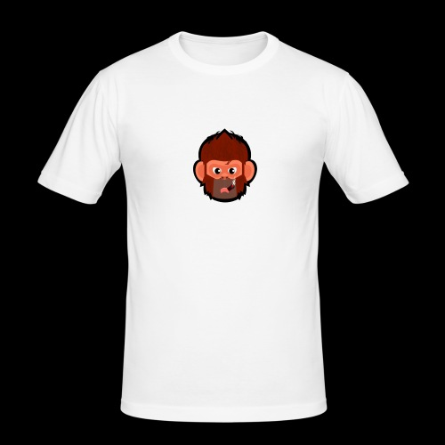 pogo clan Buttons & badges - Herre Slim Fit T-Shirt