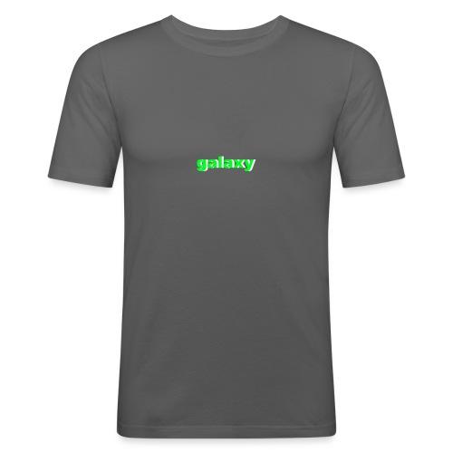 galaxy - slim fit T-shirt