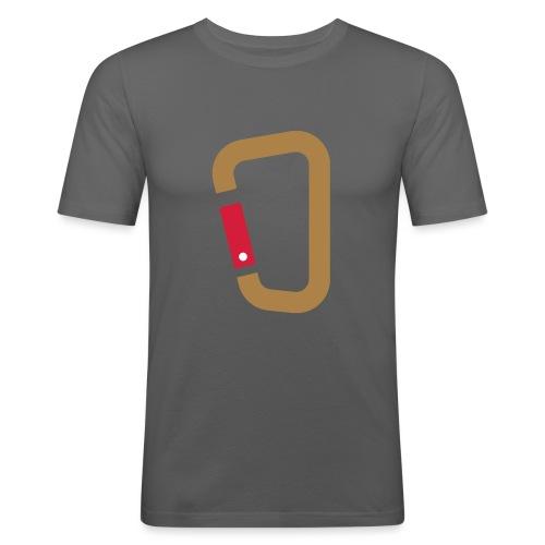 Karabin - Männer Slim Fit T-Shirt