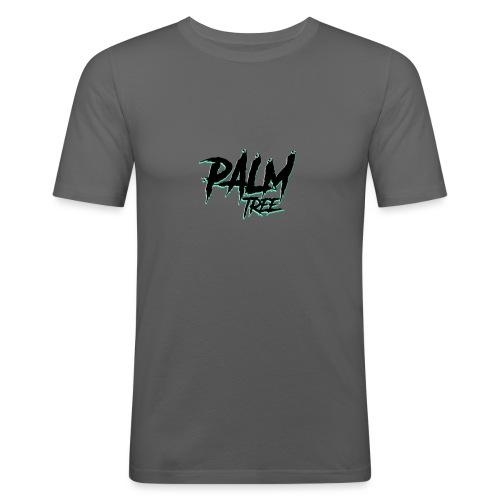 PALMTREE STREETWEAR - Camiseta ajustada hombre