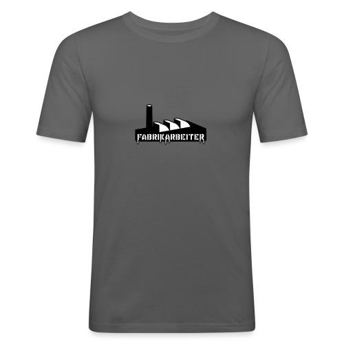Fabrikarbeiter - Männer Slim Fit T-Shirt