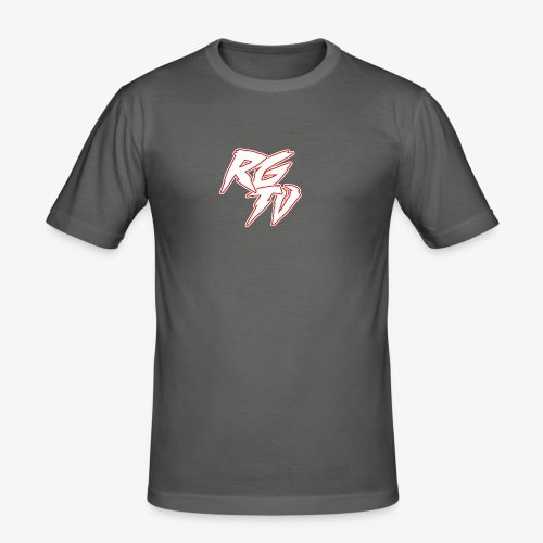 RGTV 1 - Men's Slim Fit T-Shirt