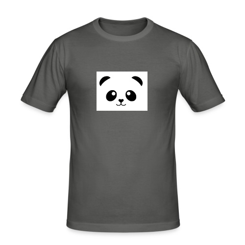 pandi - Männer Slim Fit T-Shirt