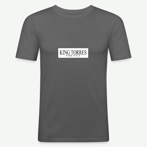 king torres - Camiseta ajustada hombre