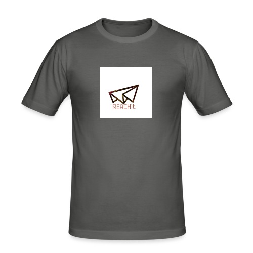 REACHit - T-shirt près du corps Homme