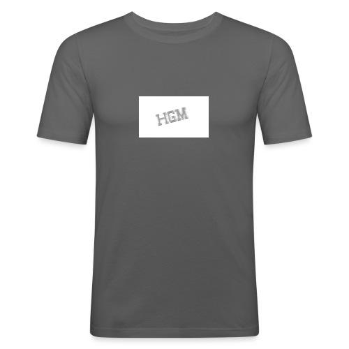 HGM MERCH - Men's Slim Fit T-Shirt