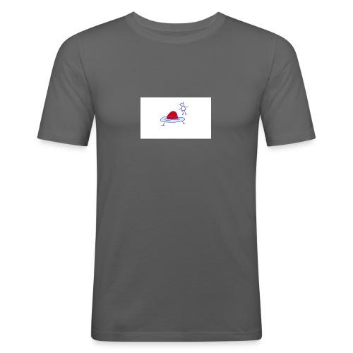 Project 3 - Camiseta ajustada hombre