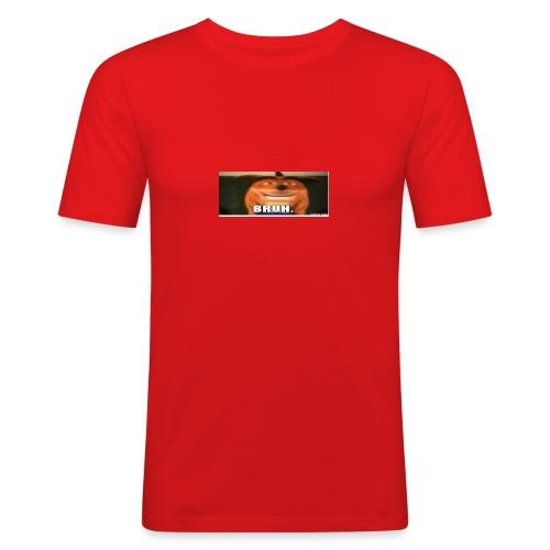 BRUH - Men's Slim Fit T-Shirt