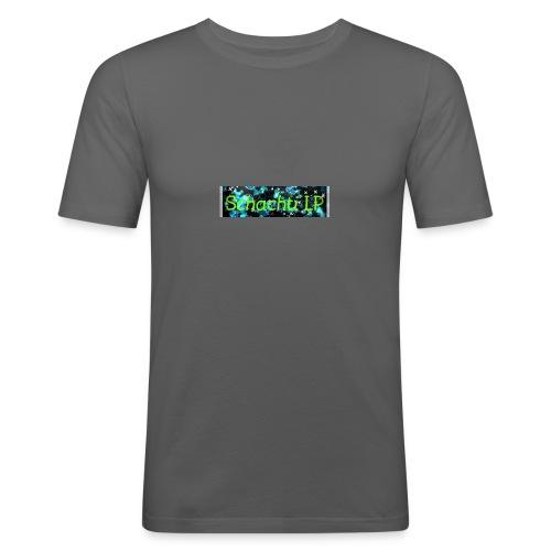 Schachti Produkte - Männer Slim Fit T-Shirt