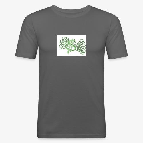 3A50DA45 A0DB 4FA6 AAE1 2218748DCC60 - Männer Slim Fit T-Shirt