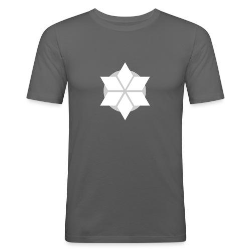 Morgonstjärnan - Slim Fit T-shirt herr