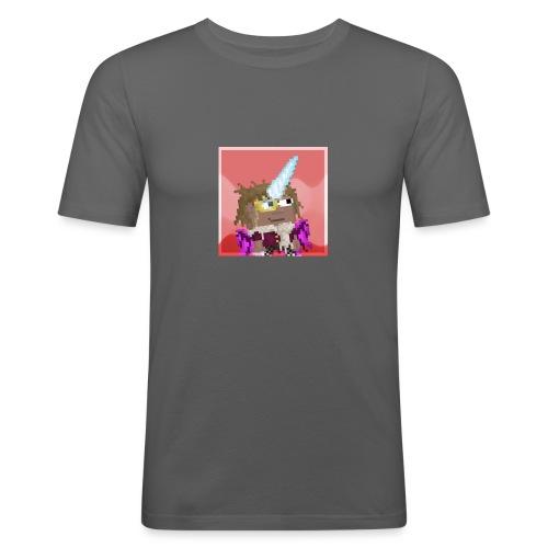 imdevilgt - Slim Fit T-shirt herr