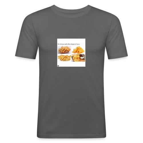 Shape - Männer Slim Fit T-Shirt