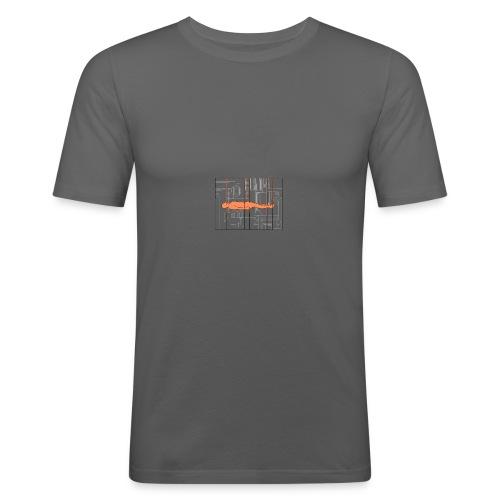 DIAGRAMME - T-shirt près du corps Homme