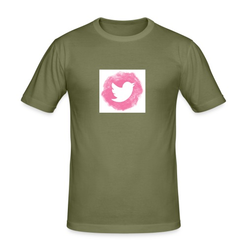 pink twitt - Men's Slim Fit T-Shirt
