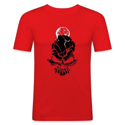 F noize fronte png - Men's Slim Fit T-Shirt