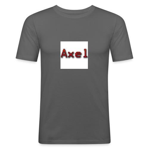 Retro Pixel Logo - slim fit T-shirt