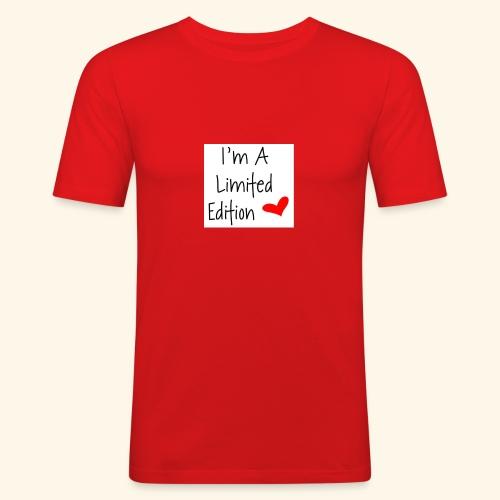 IMG 2508 - Maglietta aderente da uomo