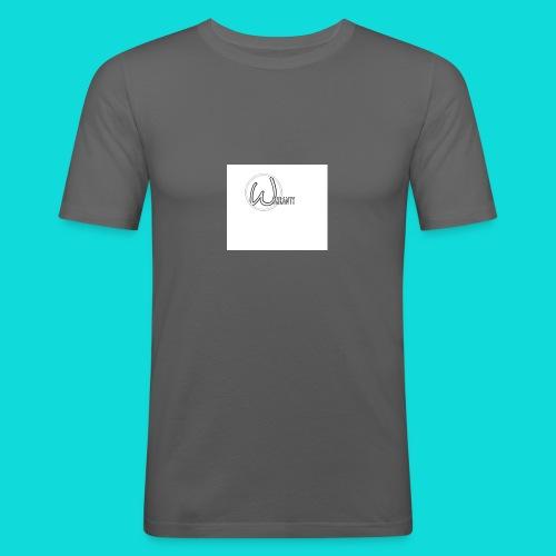 Warranty - Men's Slim Fit T-Shirt