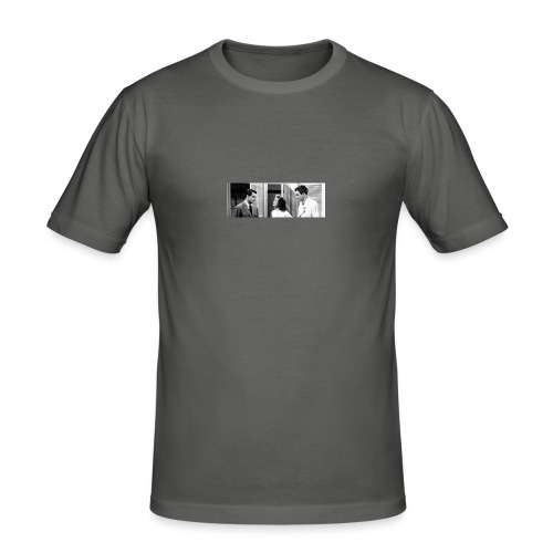 Camiseta Unisex Historias de Filadelfia. - Camiseta ajustada hombre