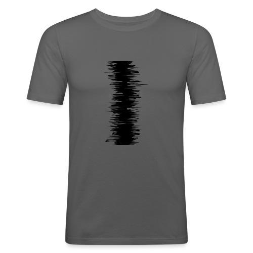 blurbeat - Men's Slim Fit T-Shirt
