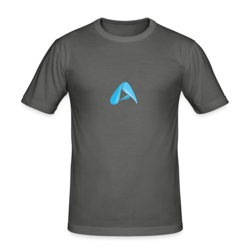 Arctic Logo - Men's Slim Fit T-Shirt