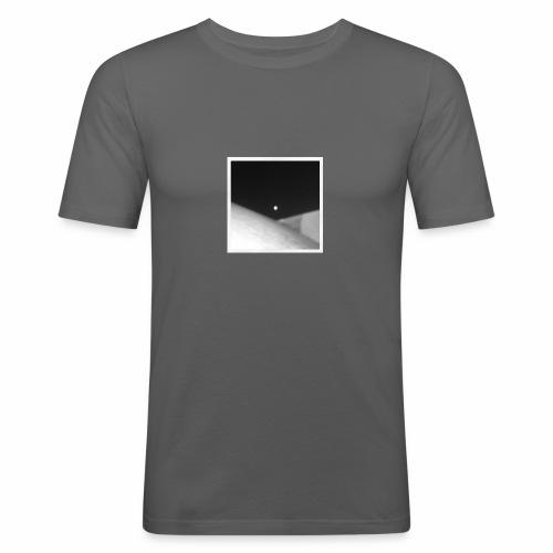Moon pyramid - T-shirt près du corps Homme