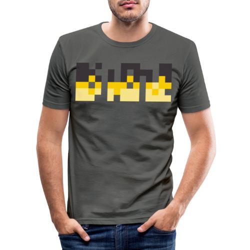 Couleur Palette - Panorama - Yaba - T-shirt près du corps Homme