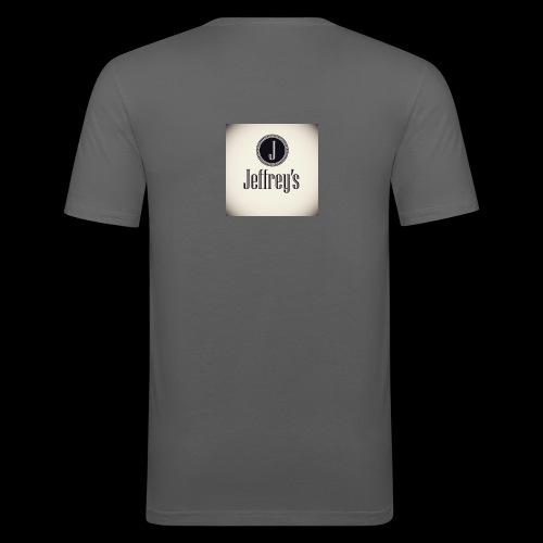 Jeffreys - Männer Slim Fit T-Shirt