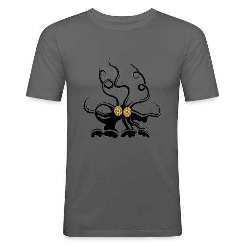 kraken - Men's Slim Fit T-Shirt