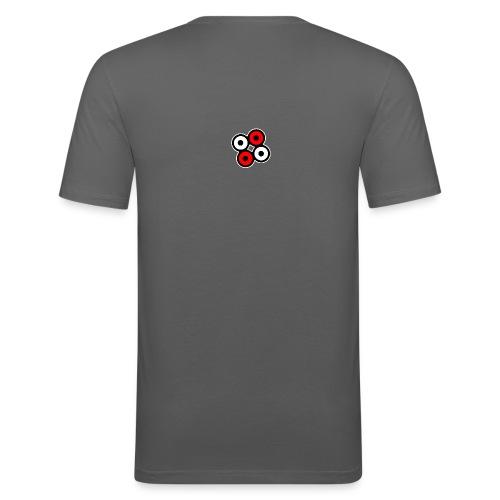 DroneGamesAustria - Männer Slim Fit T-Shirt