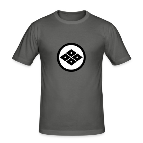armes toshiro - T-shirt près du corps Homme